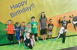 NinjaBE Birthday Party Classic Package