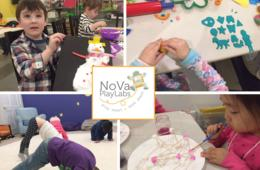 NoVA Playlabs Preschool Classes