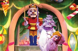 The Nutcracker at The Puppet Co.