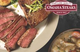 Free Shipping and Up to 63% Off Select Combos from Omaha Steaks
