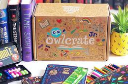 20% Off OwlCrate Jr. Book Box Subscription