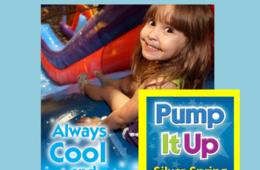 $150 for Weekday BIRTHDAY PARTY for up to 25 Kids - Pump It Up of Silver Spring (43% Off)!