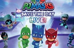 PJ Masks Live: Save The Day! at the UMBC Event Center