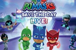 PJ Masks Live! Save the Day at Toyota Oakdale Theatre