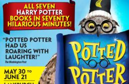 30% Off Tickets to Harry Potter Parody