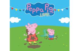 $37+ for BRAND NEW Peppa Pig Live Show - October 13th at The Modell Lyric in Baltimore (20% Off)