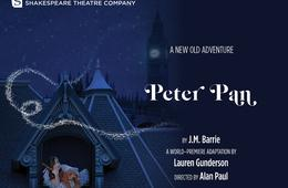 50% Off Peter Pan at Shakespeare Theatre Company