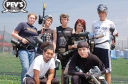 Pev's Paintball Park All-Day Admission, Equipment Rental & Paintballs