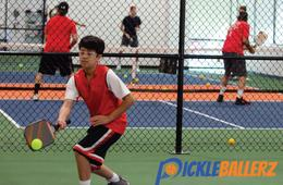 INTRODUCING PICKLEBALL! Pickleballerz Junior Programs