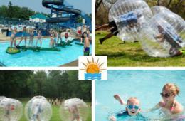 Pine Valley Swim & Tennis Club Pool, Yoga or Bubble Ball Party