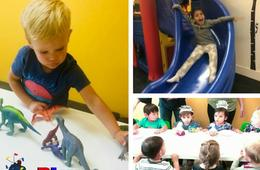 2-Hour Play Chalet Birthday Party Package