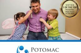 Potomac Pediatrics - Register Your Child and Receive a FREE $50 Target or Buy Buy Baby Gift Card