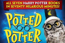NEW DATES & TIMES! Harry Potter Parody at Shakespeare Theatre Company