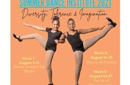 Princess Mhoon Dance Institute Camp