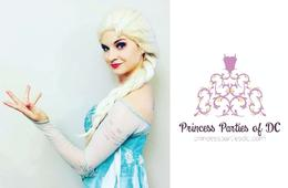 Virtual Princess or Super Hero Party or Play Date Performance