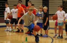 Pro-Fit Basketball Skills Camp at Discovery Sports Center