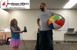 Professor Mike's Science & Magic Show Birthday Party