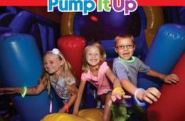 Pump It Up Deluxe Party