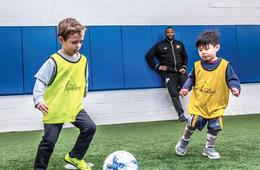 Quickfeet Winter Soccer Sessions