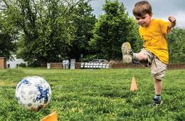 Quickfeet Fall Soccer Sessions