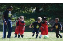 $82 for Quickfeet SPRING Soccer Session for Ages 2-6 - MD, DC & VA Locations! ($125 Value - 35% Off)