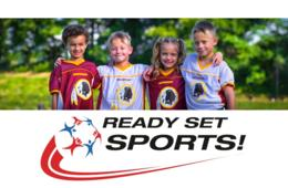 $79 for 7-Week NFL Flag Football Program by USA Football at Ready-Set-Sports - Ages 4-9 in Loudoun and Prince William Counties (Up to $149 Value - 47% Off)