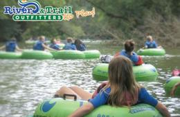 Camping & Tubing Getaway at River and Trail Outfitters