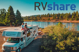 RVshare RV Rental - Rates Starting as Low as $100/Night