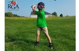 One Week of Half-Day Raspberry Golf Camp at Virginia Golf Center