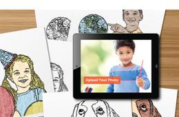 Turn Your Photos Into Coloring Pages at ReallyColor.com