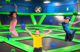 $225+ for Weekday or Weekend Party Room Package at Rebounderz in Sterling or NEW Manassas Location! (Up to $100 Off)