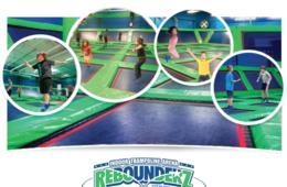 Rebounderz Extreme Birthday Party Package
