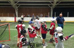 Red Line Athletic Club Youth Beginner Box Lacrosse