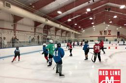 Red Line Athletic Club Winter Youth Hockey