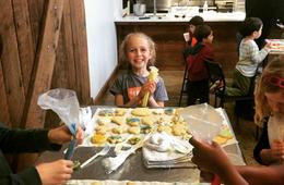 Kids Night Out at The Red Bandana Bakery