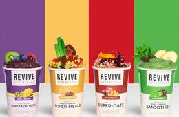 60% Off Your First Box from Revive Superfoods