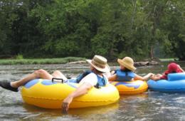 $17 for TUBING or $22 for TUBING & KAYAKING - Harpers Ferry at River and Trail Outfitters (Up to 47% Off)