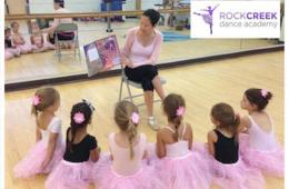 $175 for Rock Creek Dance Academy Princess and Fairy Dance Camp for Ages 4-7 in Bethesda ($250 Value - 31% Off)