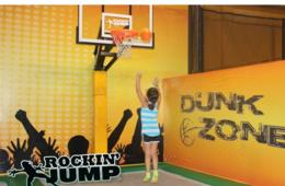 $13+ for ROCKIN' JUMP TRAMPOLINE PARK Open Jump Sessions in Gaithersburg - Party Option Too! (Up to 40% Off)