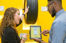 Get 10% Off Select Sets of 4 Tires from Roll by Goodyear