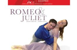 Ballet Theatre of Maryland's Romeo and Juliet at The Modell Lyric