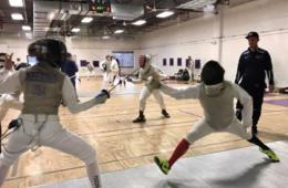Royal Fencing Academy Camp
