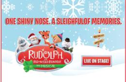 Up to 25% Off Tickets to Rudolph The Red-Nosed Reindeer: The Musical at The Theater at Madison Square Garden in NY from Dec 1-18