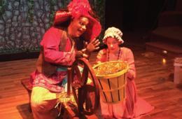 Child Ticket to Rumplestiltskin by Wixie Children's Theatre at Oregon Ridge in Hunt Valley