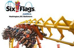 5ddcec1e4466 Six Flags America  Any Day  Admission