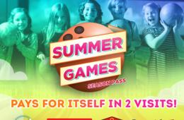 Save on Over 100 Days of Fun with Your Summer Games Bowling Pass!