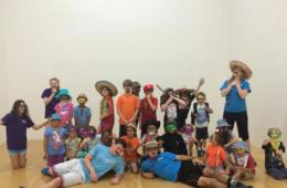 One Week of Severna Park Racquetball and Fitness Club Camp