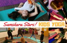 Unlimited Samskara Stars! Kids Yoga Classes