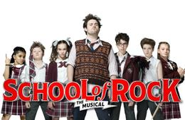 SCHOOL OF ROCK - The Musical at the National Theatre