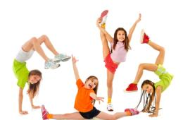 $26+ for School's Out Camp or Parents' Night Out for Ages 4-12 at Emilia's Acrobatics and Gymnastics Club - Laurel (Up to $49 Value)
